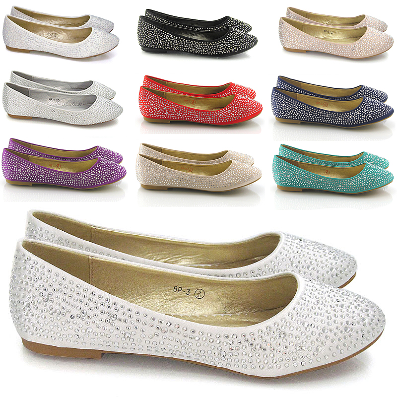 Flat Sparkly Bridal Shoes Uk