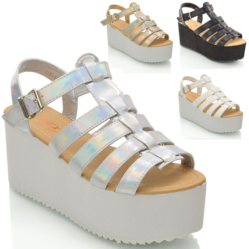 Amazing Callisto Women39s Alonda Platform Wedge Sandal Sandals