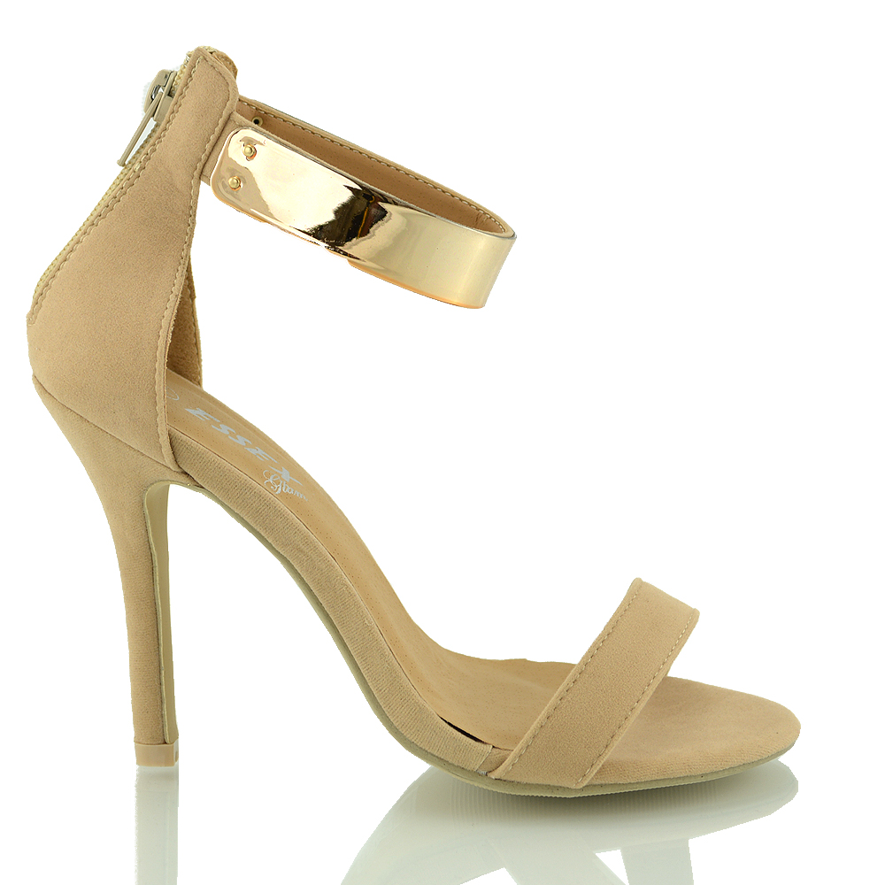 Strappy High Heels. A must in every shoe closet? Strappy high heels. From sandals and pumps to wedges and platforms, you'll discover an amazing pair of shoes to dress up all your favorite outfits!