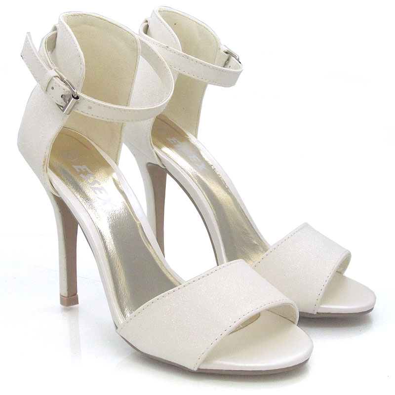 new womens stiletto sandals ankle high heel