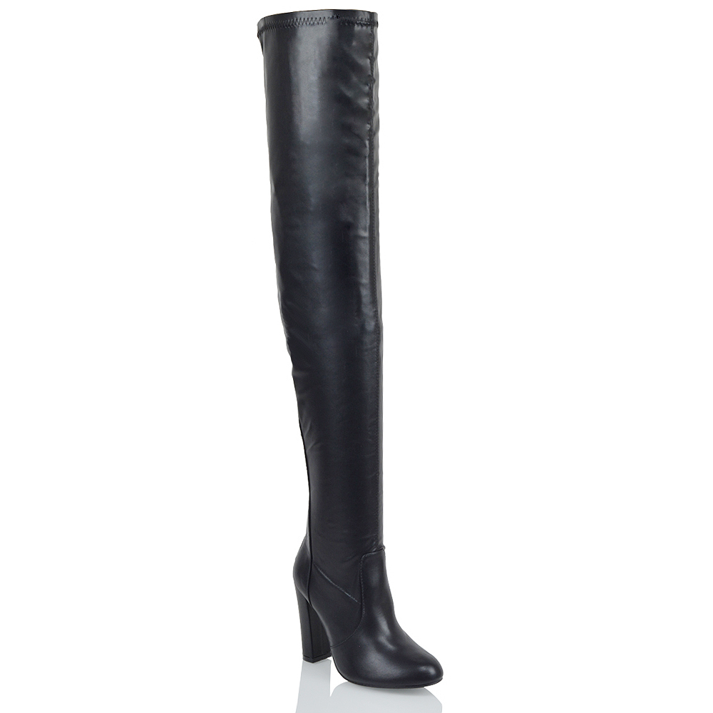 Women's Knee High Boots. Most Knee High boots look different on a model than they do in real life; and on the runway they look effortlessly stunning and easy to pull off. You might be hesitant in finding the right boots for you, but believe us when we say knee high boots are made for everybody!